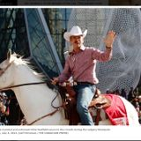 Calgary Stampede 2013: interview with Calgary resident, Ahmad Radmanesh