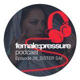 female:pressure podcast Episode 28: Saira Raza
