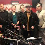 Derek McCutcheon's Rebellious Jukebox with Tiderays live set and interview 10th December 2018