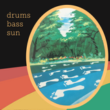drums+bass+sun