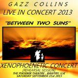 Gazz Collins Pre Xenophoenetic Concert 2013 Interview