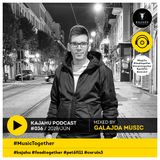 KAJAHU Podcast #036 mixed by GALAJDA MUSIC
