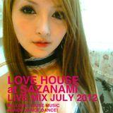 LOVE HOUSE atSAZANAMI