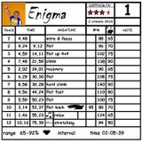Enigma - hard ride