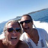 Sailing The Ibiza Waves.......