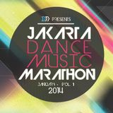 Jakarta Dance Music Marathon Mix #1 (DJ sTp) EDM ONE NATION Pres.