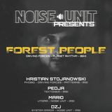 MARIØ B2B PEDJA Live @ NOISE UNIT / Klub SCENA Nis / 05.04.2014.
