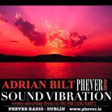 Sound Vibration RADIOSHOW @Phever Radio Dublin 22.10.2016