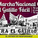 Entrevista a Emilia Vasallo, madre de Pablo Alcorta - 3ra Marcha contra gatillo fácil (28-08-17)