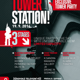 Duff_Substance-D_Tower station live