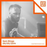 Sam Binga - Sun Up Windows Down Mix for FABRICLIVE