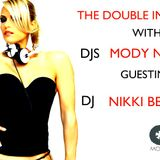 THE DOUBLE IMPACT 019 WITH DJS MODY N ETSH GUESTING NIKKI BELUCCI. 20 december 2011