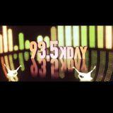 93.5 KDAY OLD SKOOL MIX (FREESTYLE, FUNK, OLD SKOOL)