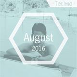 Simonic - August 2016 Techno Mix