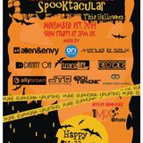 Ally Brown  -  Live At Halloween Spooktacular 2014 Trance Party (1Mix)  - 01-Nov-2014