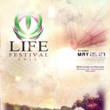 Blawan (Hessle Audio, R&S Records) @ Main Stage - Life Festival 2012, Ireland (26.05.2012)