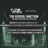 Silverback DJ @ The Hidden Junction #005 - 02.03.2017