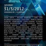 Felix Krocher - Live @ Time Warp 2012, Mannheim, Alemanha (31.03.2012)