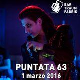 Bar Traumfabrik Puntata 63 - Agenda Cittadina [REGISTRAZIONE PARZIALE]