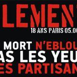 H χώρα του Ποτέ Ποτέ: Clément Méric. Ami,si tu tombes un ami sort de l'ombre à ta place
