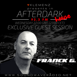 Franck G. - G. Therapy Exclusive Session - Klemenz Afterdark - Soundwave Radio - March 2017