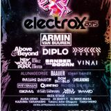 """""""ELECTROX 2015"""" NEW YEAR'S DANCE MIX"""