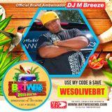 DJ M Breeze Radio Power Mixing (Coast to Coast) Fall 2018 Volume 3