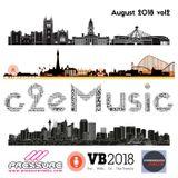 c2eMusic August 2018 Vol2