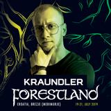 Kraundler at Forestland Festival (19. 07. 2019.)