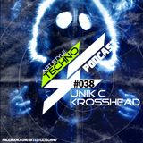 Art Style: Techno | Podcast #038 : KrossHead