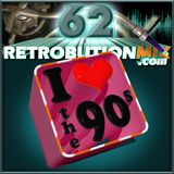 Retrobution Volume 62 - i ♥ the 90's, 113-124 bpm