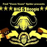 BIG5 Boogie Mix (100% South African) by FRED SPIDER