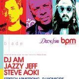 DJ AM & DJ Jazzy Jeff - Deckstar Party at WMC in Miami Part 1 (3-27-2009)