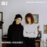 Minimal Violence - 14th February 2017