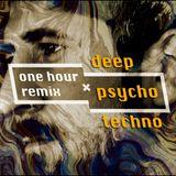 Deep Psycho techno Session Zara Room