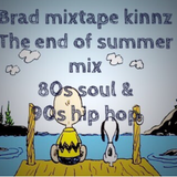 the end of summer mix-80s soul & 90s hip hop
