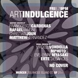 Franccesco Cardenas of SanedracHunter - Art Indulgence 8/7/15 at Mercer San Francisco CA