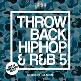 DJ Noize – Throwback Hip Hop and R&B #05 (Best of Timbaland Pt. 1)