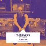 Fake Blood - FABRICLIVE Promo Mix (July 2015)