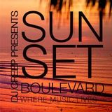 Sunset Boulevard. Where Music Lives! by Dj Creep #27
