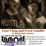 Tone Chop and Frost Gamble Chopping It Up (WIB Rap Radio)