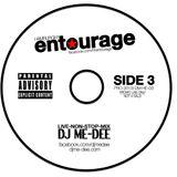 DJ Me-Dee - Entourage Side 3 New-School (April 2013)