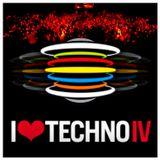 Dj Rayne - I Love Techno 4