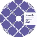 OMB DJ Mix Oct.2016 Borderland Promotional Mix CD