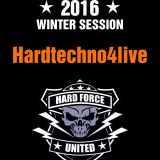 Hard Force United and Friends (Winter Session2016) mixed by Hardtechno4live.