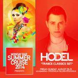 Hodel - Monday Bar Summer Cruise 2014 [Trance Classics]