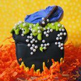 Cauldron of candies