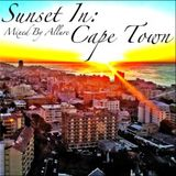 Sunset In: Cape Town [CD1] Mixed By Allure (Wally Valenzuela)