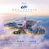 Cosmic Gate - Live @ Dreamstate, Bill Graham Civic Auditorium (San Francisco, USA) - 17.01.2016