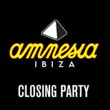 Gorgon City at Amnesia Closing Party - Ibiza 2016